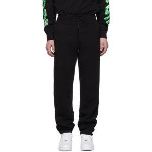 Off-White SSENSE Exclusive Black Diag Arrows Lounge Pants
