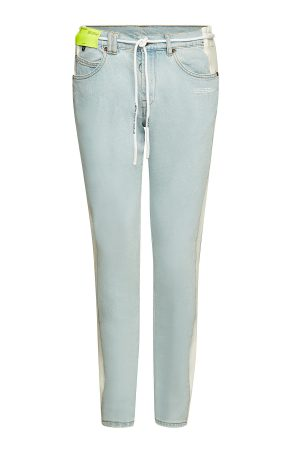 Off-White Slim Jeans