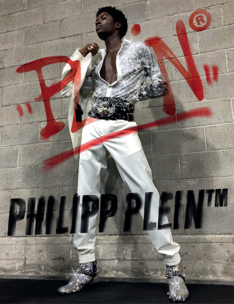 Philipp Plein Spring 2019 Campaign | The Fashionisto