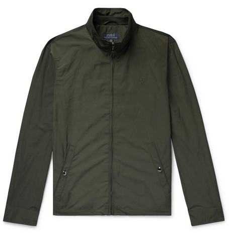 Polo Ralph Lauren - Shell Blouson Jacket - Men - Green