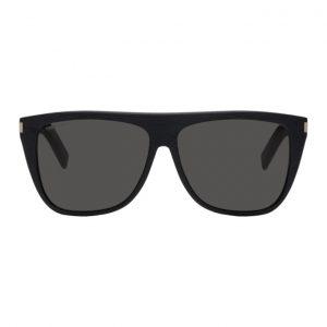 Saint Laurent Black SL 1 017 Sunglasses