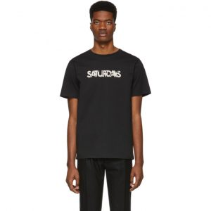 Saturdays NYC Black Saturdays Exclude T-Shirt