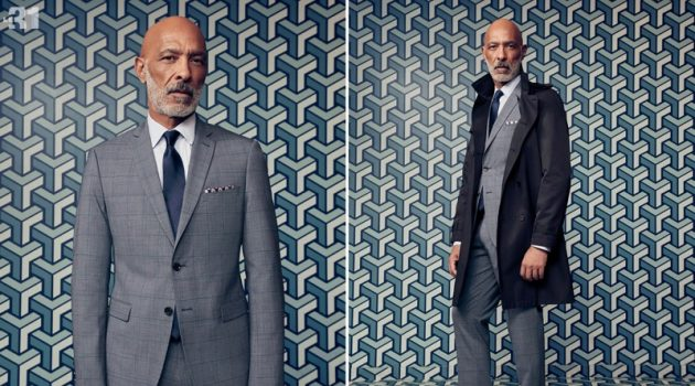 Simons enlists Lono Brazil to don sharp styles from its latest men's offering.