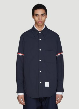 Snap Front Over-Shirt Jacket
