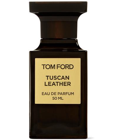 TOM FORD BEAUTY - Private Blend Tuscan Leather Eau De Parfum, 50ml - Men - Colorless