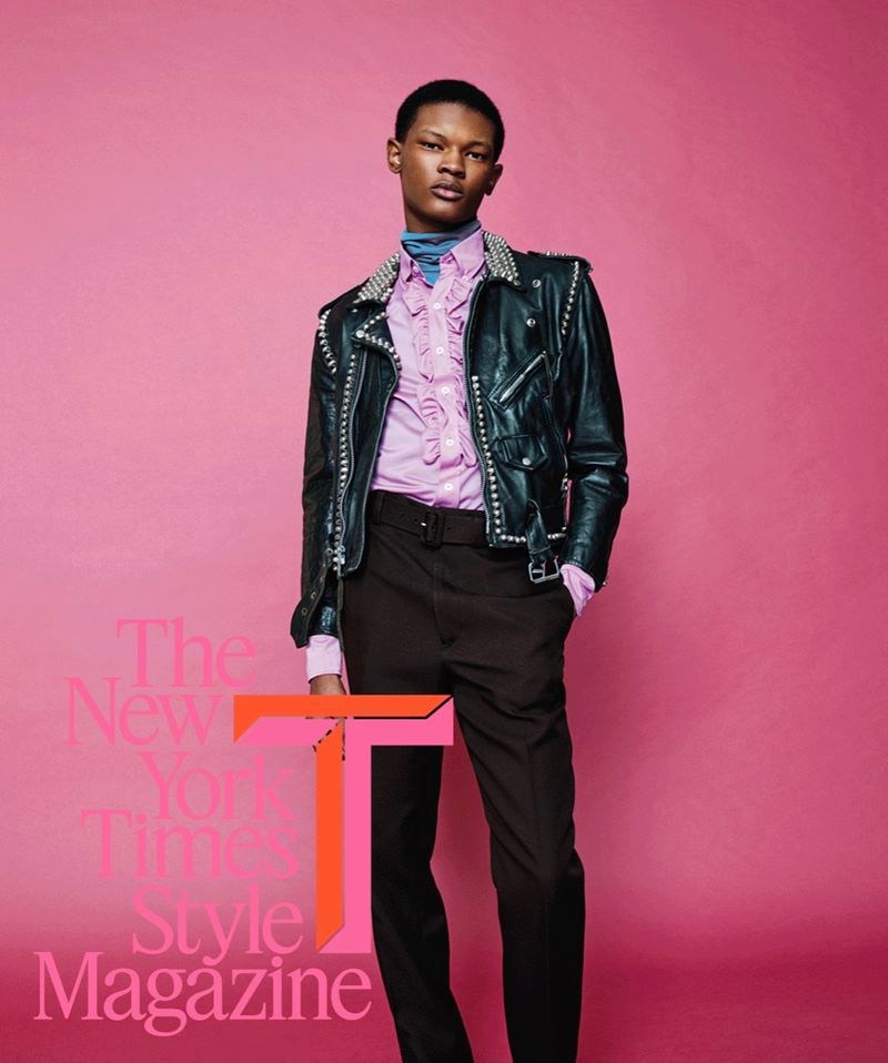 Jabali Sandiford covers The New York Times Style magazine.