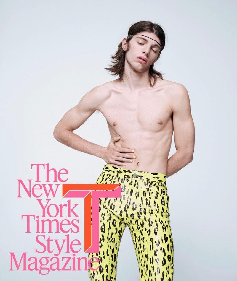 Fernando Albaladejo covers The New York Times Style magazine.