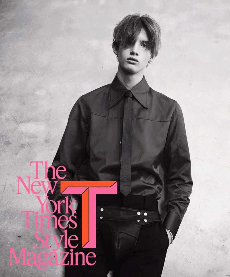 Charlie McCoy covers The New York Times Style magazine.