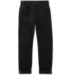 The Row - Bryan Selvedge Denim Jeans - Men - Black