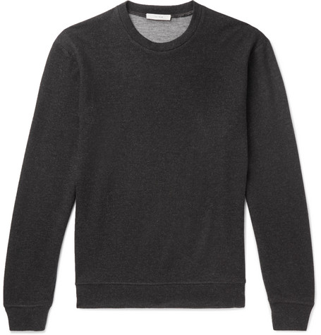 The Row - John Cashmere T-Shirt - Men - Black