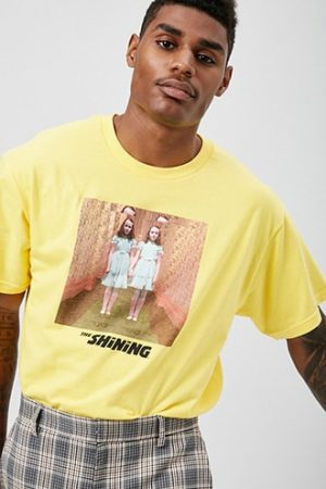 The Shining Graphic Tee at Forever 21 Yellow/black