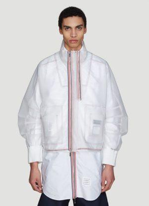 Transparent Articulated Jacket