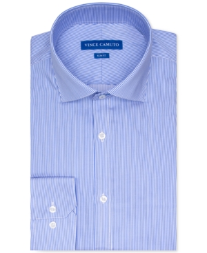Vince Camuto Men's Slim-Fit Dress Shirt