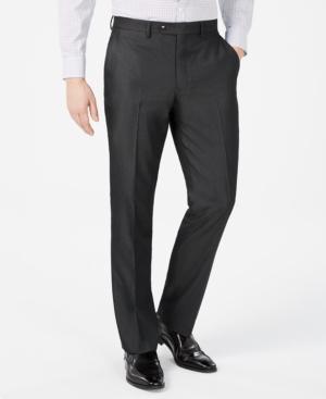 Vince Camuto Men's Slim-Fit Twill Suit Pants