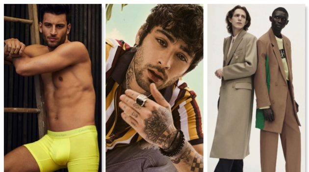 Week in Review: Kevin Sampaio, Zayn Malik, GQ Italia + More