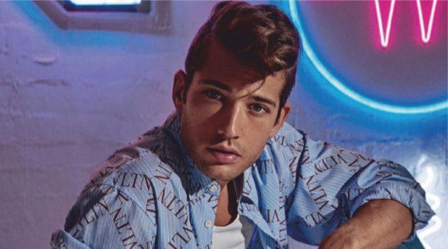 Super Pop: Ben Bowers for Esquire España