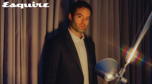 Bill Hader Connects with Esquire, Talks 'Barry' Season 2