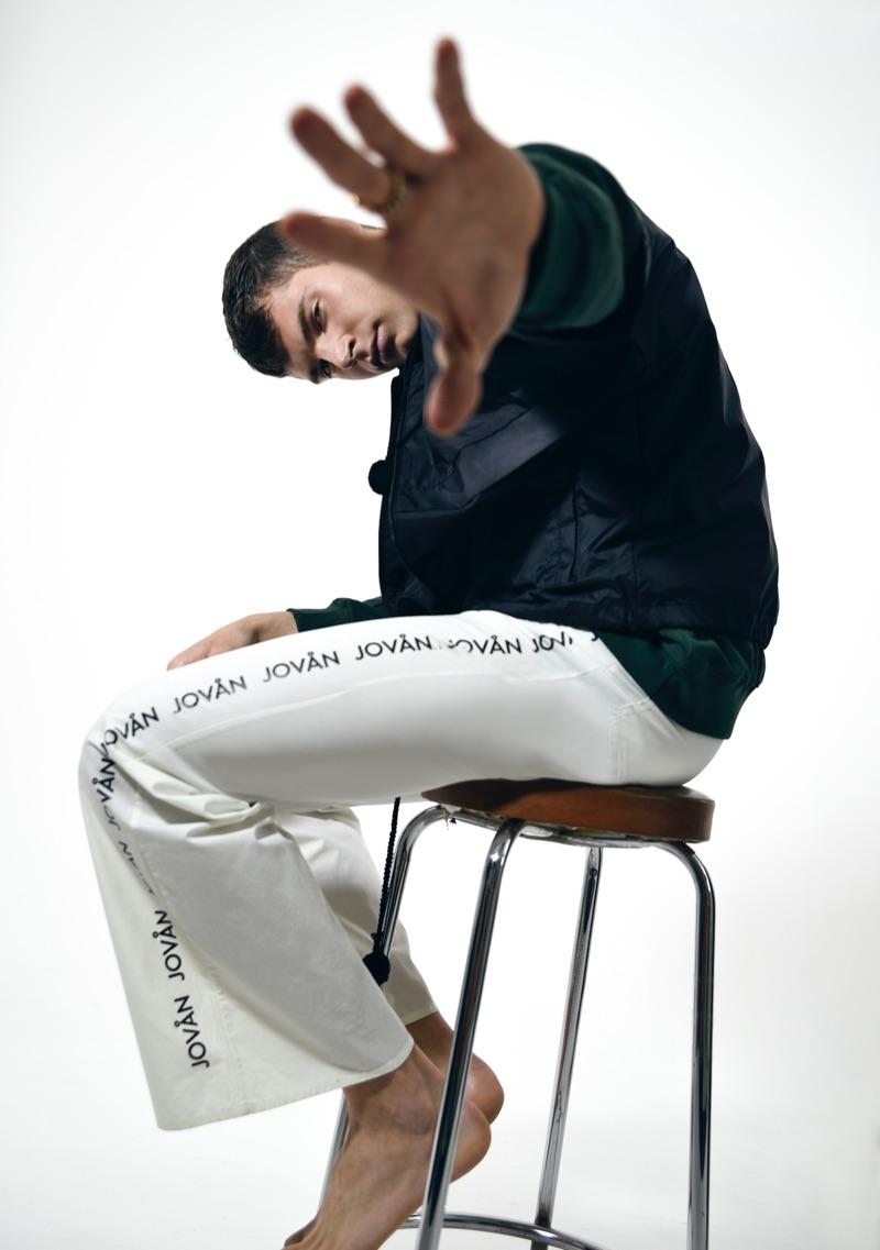 Fashionisto Exclusive: Davide Bettero photographed by Giulia Salvadori