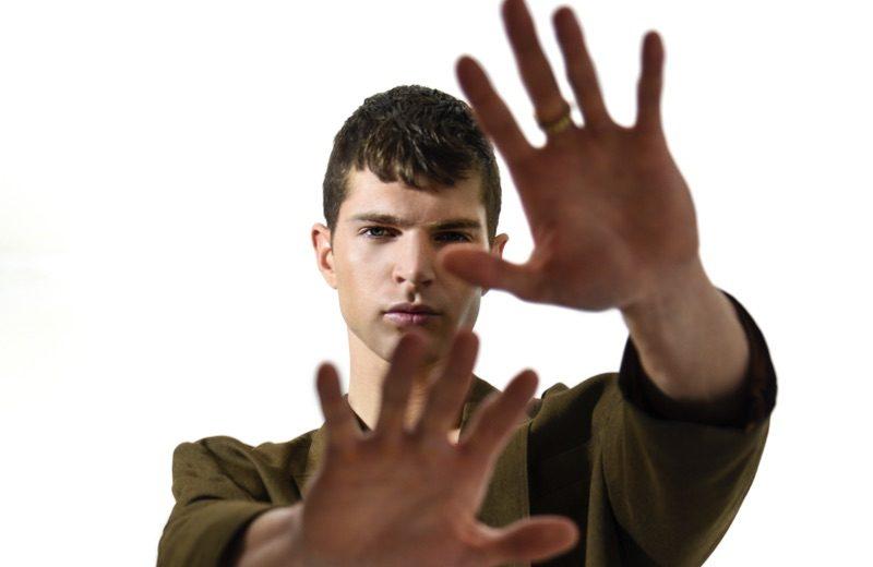 Davide Bettero Wears Jovån in 'Hands on You'