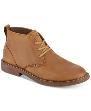 Dockers Men's Tulane Leather Desert Chukka Boots Men's Shoes