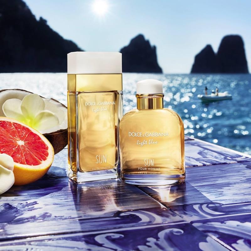 Dolce & Gabbana Light Blue Sun Fragrance