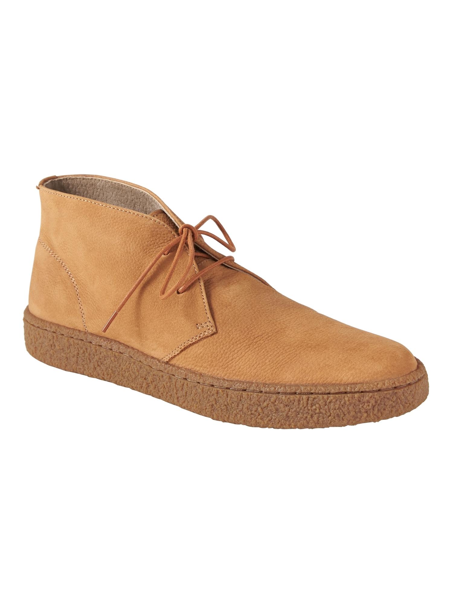 Donnel Crepe Sole Chukka Boot The Fashionisto