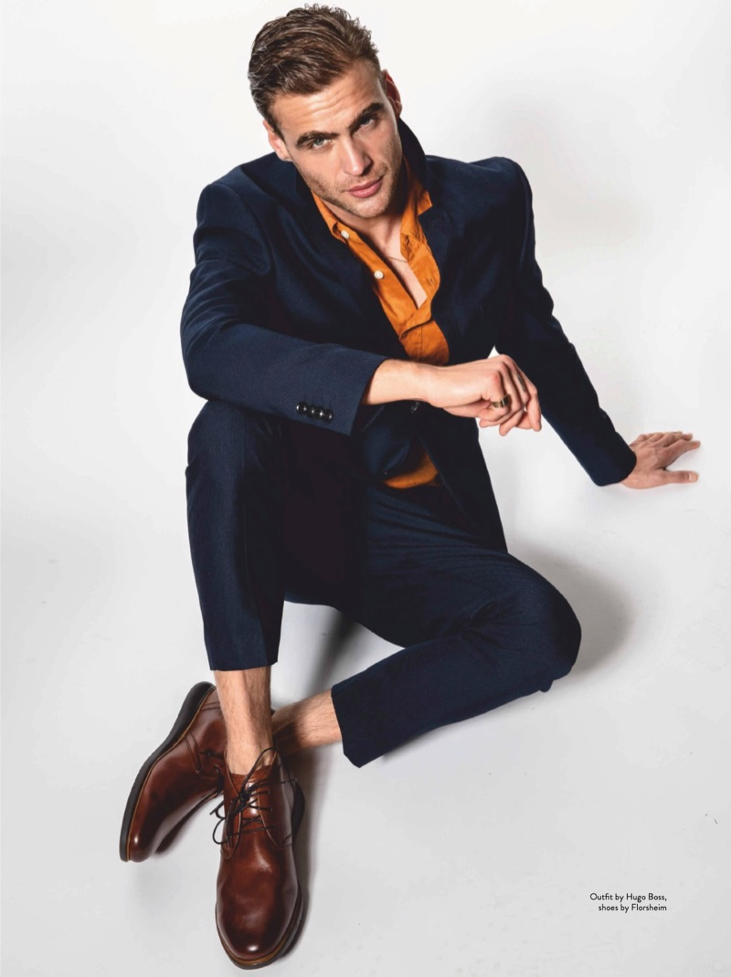 George Alsford Hits the Studio with Da Man Style