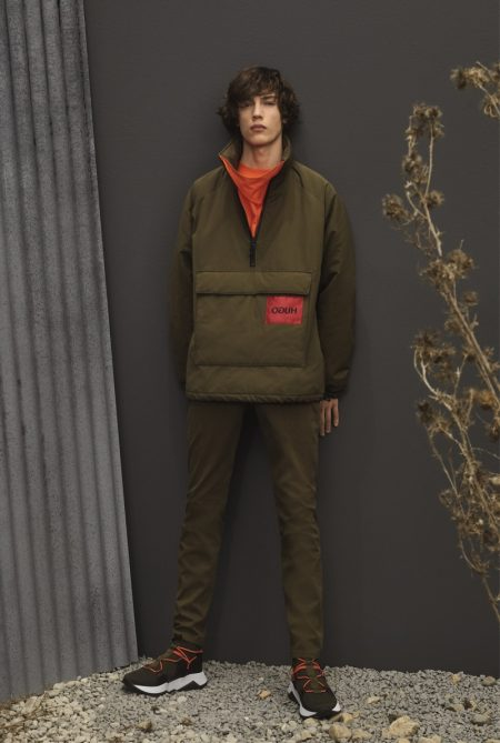HUGO Embraces Sporty Vibes with Fall '19 Collection