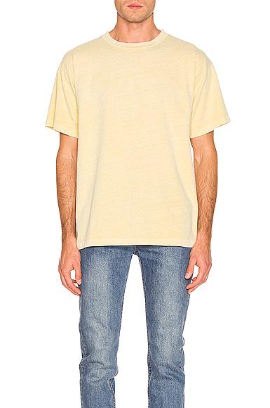 5c731bd5539 JOHN ELLIOTT University Tee in Yellow. – size S (also in M,L,XL) | The  Fashionisto