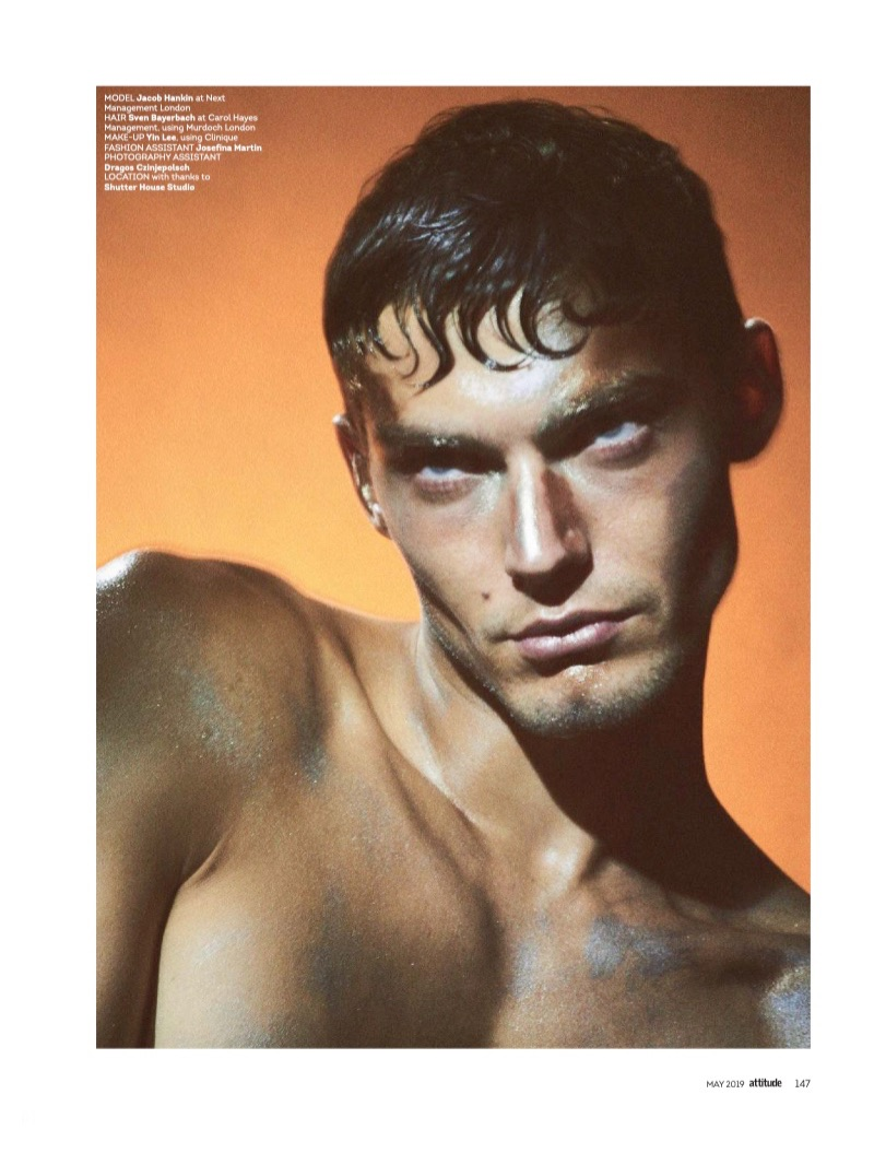 Light Speed: Jacob Hankin for Attitude