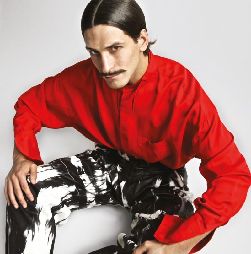 Jarrod Scott is Eccentric for ALL I. C Cover Story