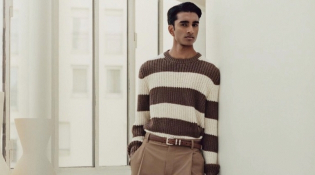 Lazy Boy: Jeenu Mahadevan Dons Neutrals for GQ France