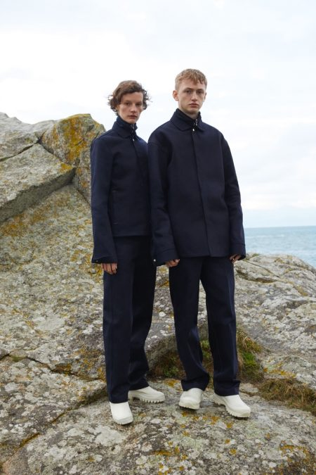 Embrace Unisex Style with Jil Sander+ Fall '19 Collection