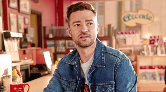 Justin Timberlake Reunites with Levi's for 2nd Fresh Leaves Collection