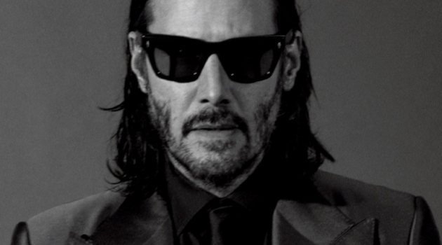 Keanu Reeves Covers GQ, Talks 'John Wick'