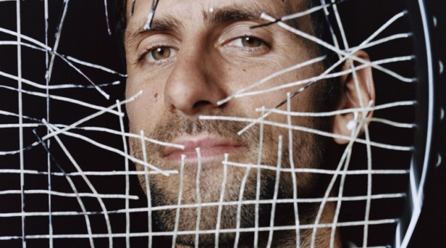 Novak Djokovic fronts Lacoste's spring-summer 2019 campaign.