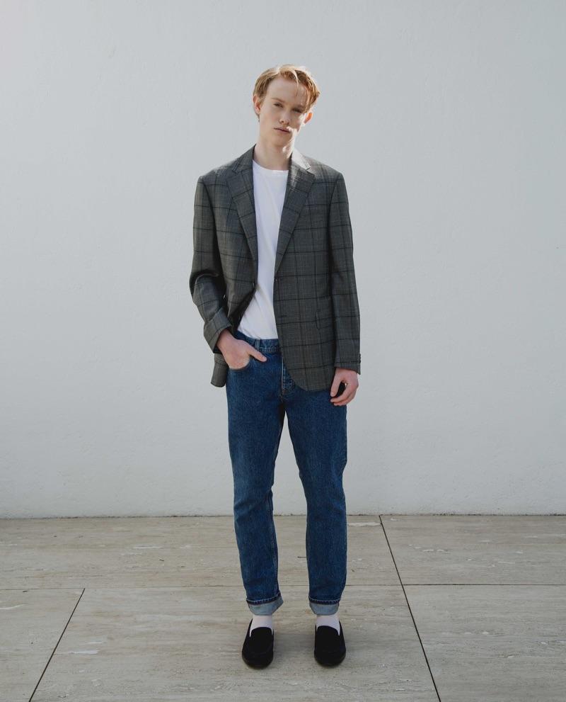 Luke Johnson Sports Denim & Tailoring for Gentleman México