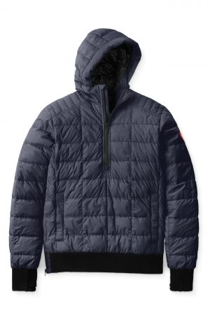 Men's Canada Goose Wilmington Packable 675 Fill Power Down Pullover Jacket, Size Small - Blue