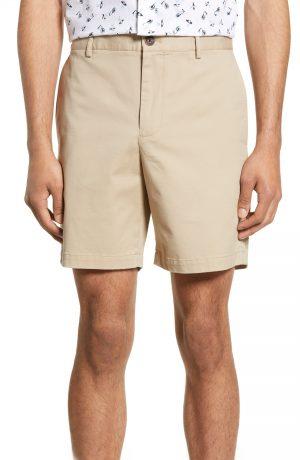 Men's Club Monaco Baxter Shorts, Size 30 - Beige