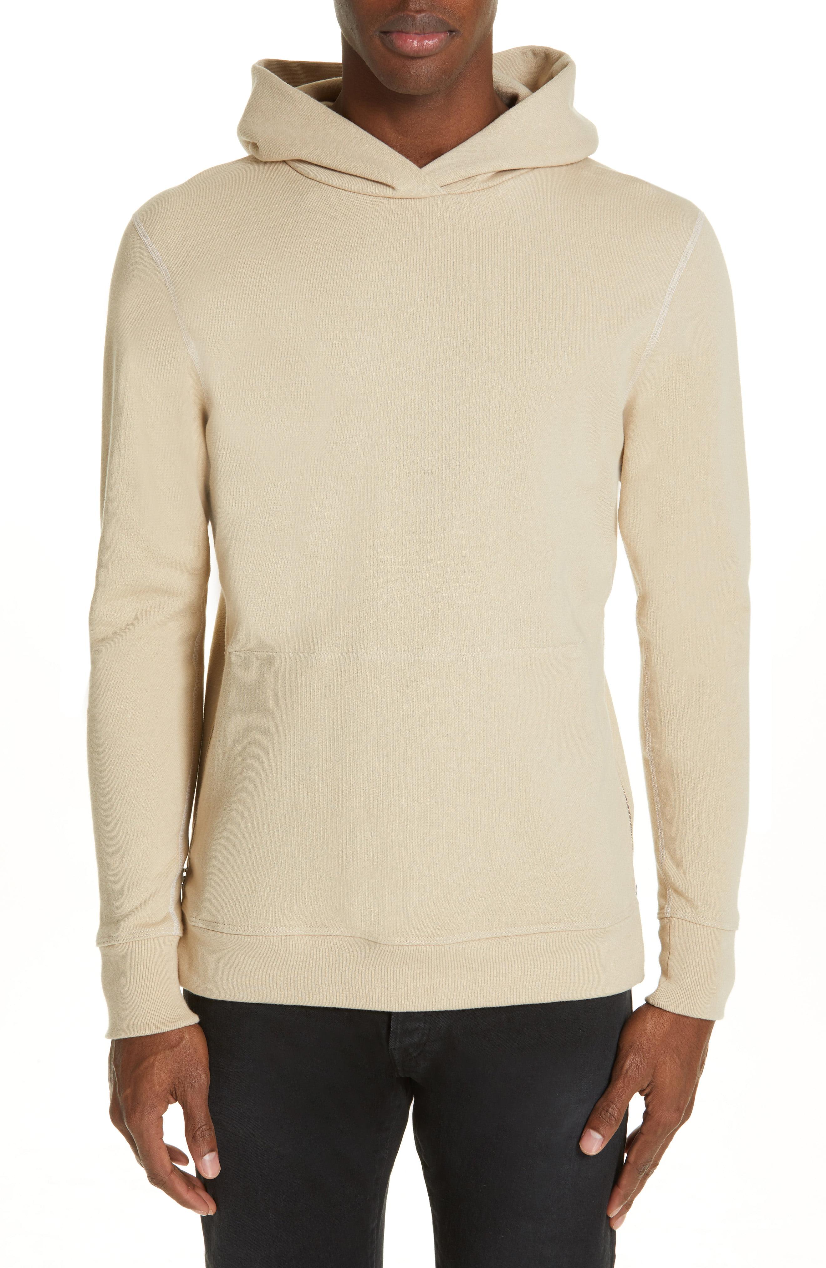 7b3acd6f Men's John Elliott Hooded Villain Sweatshirt, Size Large – Metallic ...
