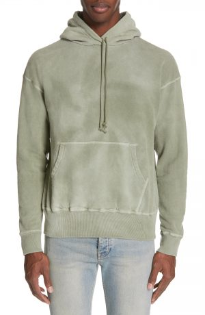 Men's John Elliott X Nordstrom Chrome Pullover Hoodie, Size X-Large - Purple