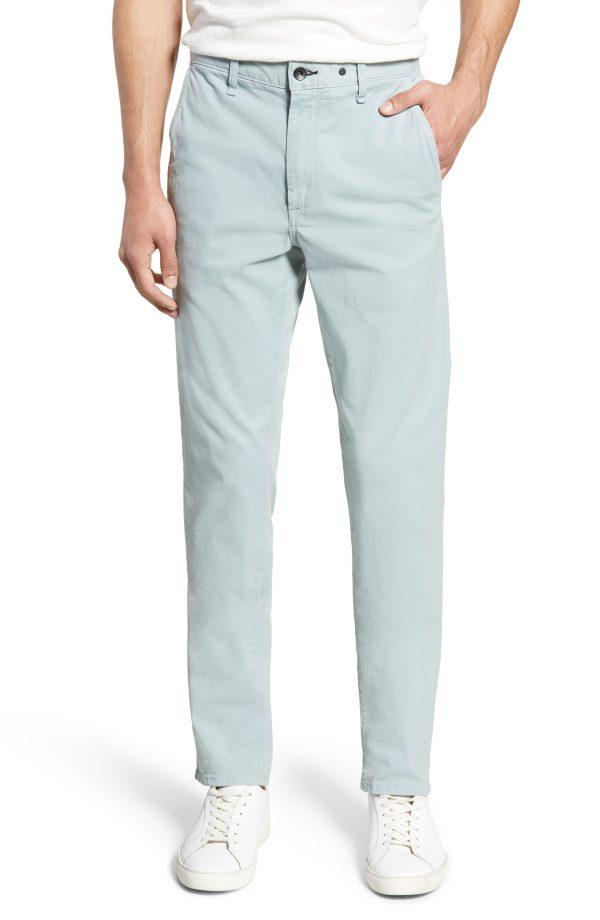 Men's Rag & Bone Fit 2 Slim Fit Chinos, Size 29 - Blue