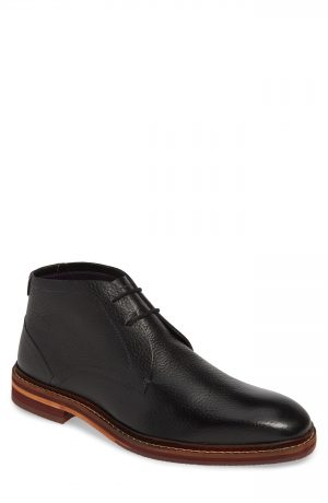 Men's Ted Baker London Corans Chukka Boot, Size 8 M - Black