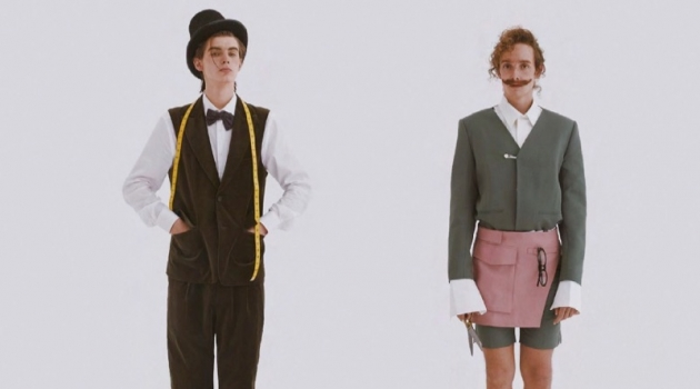 The Tailors: Frank Plata & Bogdan P. for Men's Uno Hong Kong