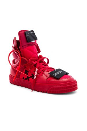 OFF-WHITE Off Court Sneaker in Red. - size 43 (also in )