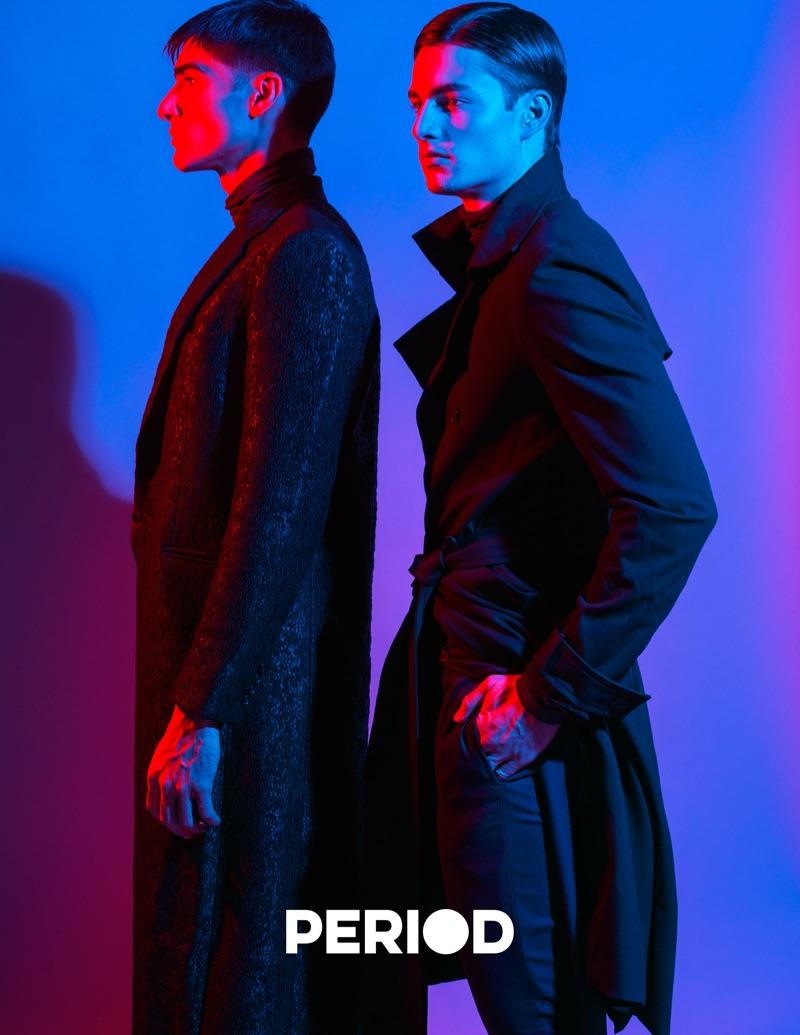Francisco Escobar & Ivo Buchta Don Michael Cinco for Period