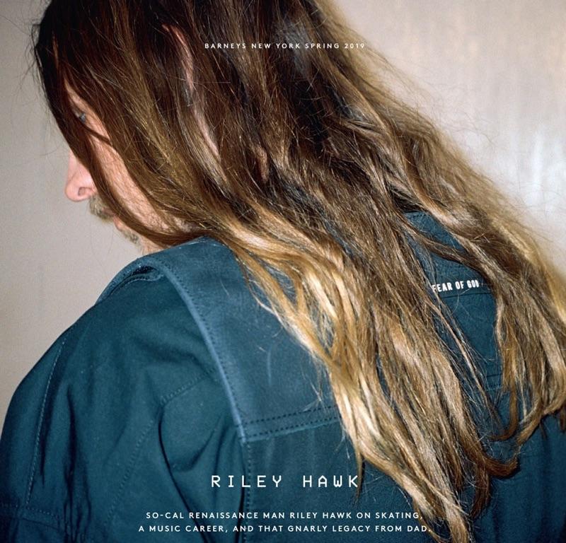 Riley Hawk 2019 Barneys New York | The Fashionisto