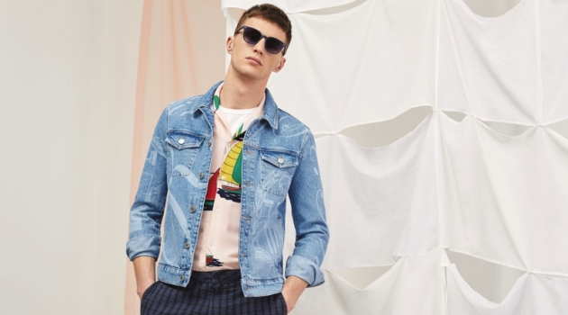 Jack Buchanan Inspires in On-Trend Looks from River Island