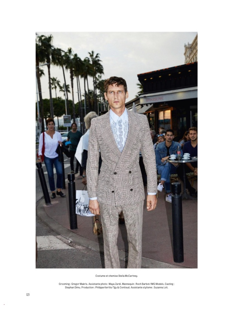 Afterwork: Roch Barbot Mixes It Up with GQ France