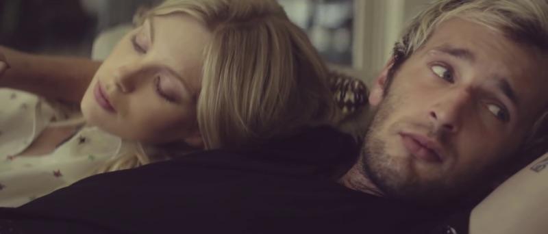 Tes Linnenkoper and Hopper Penn come together for a Saint Laurent short film.
